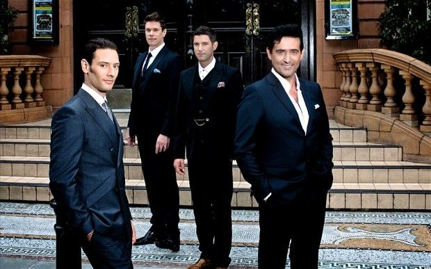 Il divo letras mus br - Il divo all by myself ...