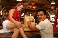 Márcia Lotto e Raphael