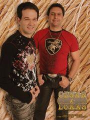 Cesar e Lukas