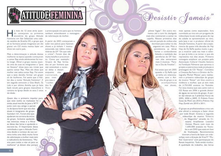 e8b6ebd13 Atitude Feminina fotos (9 fotos) - LETRAS.MUS.BR