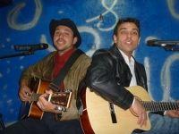 Marcelo e Elias