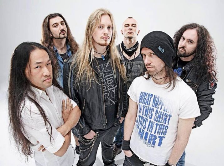 Heroes Of Our Time - DragonForce