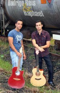 Rodrigo Reis e Raphael