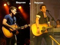 Naysson e Thaysson