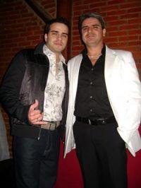 Gil Leone e Marcelo