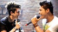 Thiago Mello e Samuel