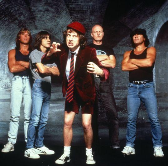Live Wire - AC/DC
