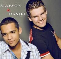 Alysson e Daniel