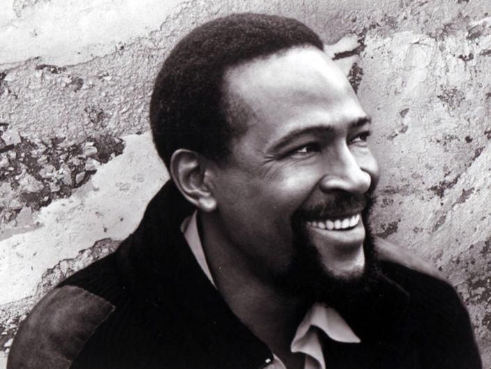 Marvin gaye love and happiness