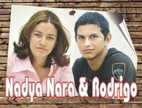 Nadya Nara e Rodrigo