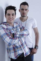 Victor Borges e Vinicius