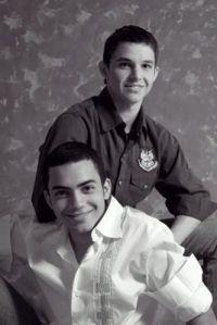 Luiz Henrique e Adriano