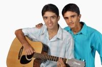 Carlos Henrique e Fabiano