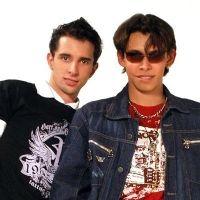 Jean Roberto e Rafael