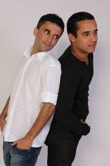 Marco Sena e Rafael