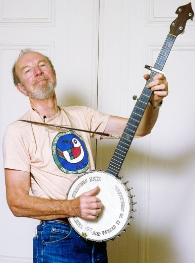 Precious Friend Pete Seeger