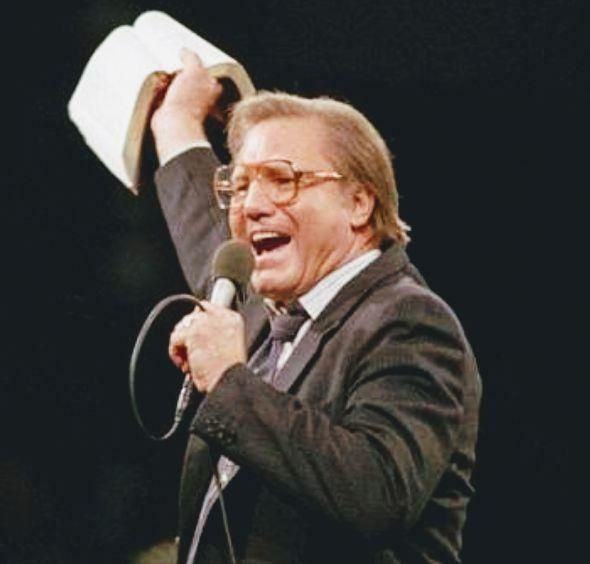 Jimmy Swaggart - LETRAS.MUS.BR