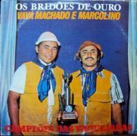 Vava Machado e Marcolino