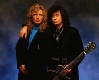 David Coverdale & Jimmy Page