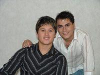 Cristian e William