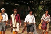 Quarteto Moldura