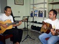 Jorge e Clodoaldo