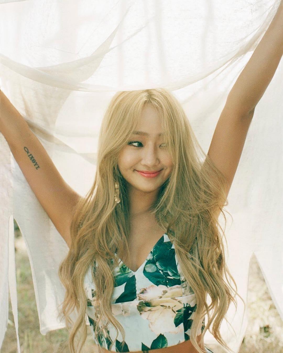 ERASE (HYORIN X JOOYOUNG) - HyoRin (Sistar) - LETRAS.COM Hyorin Sistar