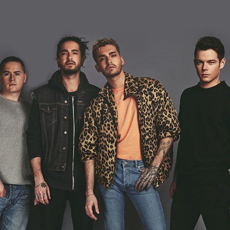 Dream Machine World Tour Tokio Hotel