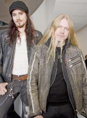 Tuomas Holopainen & Marco Hietala