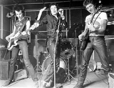 Sex Pistols Friggin In The Riggin 20