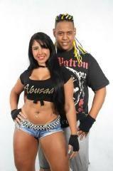 Leandro e Dany Abusada