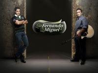 Luis Fernando e Ze Miguel