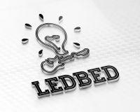 Ledbed