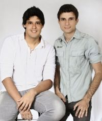 Thiago e Rafael