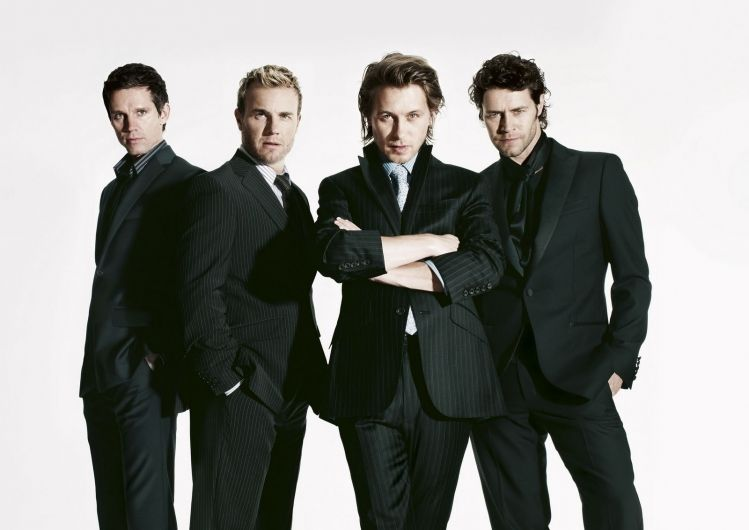 letras de canciones de take that patience:
