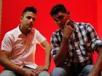 David e Leandro