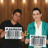 Zé Neto e Gabriel