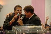 Claudio Veiga e Junior