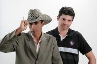Carllos e Gustavo