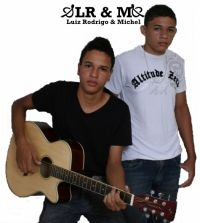 Luiz Rodrigo e Michel