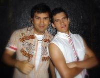 Leandro e Celso Lee