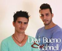 Davi Bueno e Gabriell