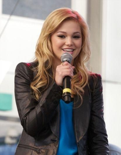 carry on olivia holt