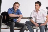Flavio Prado e Rafael