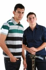 Saulo e Rafael