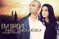 Thiago Lemos e Jessica