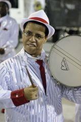 Samba de Enredo 2008 - No Reino das Águas de Olokum