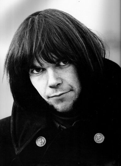 Neil young lonely boy