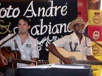 Hoto André e Fabiano