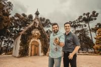 Alvaro e Daniel